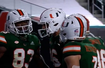 Watch every No. 12 Miami TD from their 52-10 romp of Florida State
