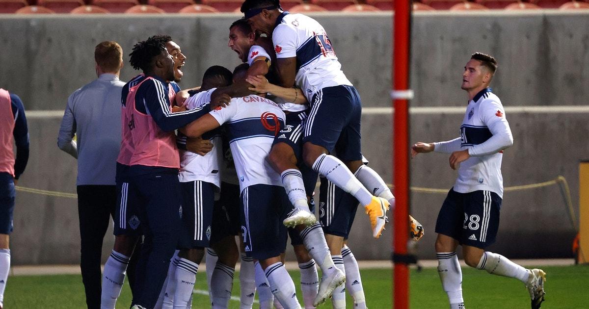 Lucas Cavalini, Vancouver Whitecaps stun Real Salt Lake with late goal, win 2-1 (VIDEO)
