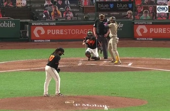 HIGHLIGHTS: Padres hit 3 home runs as they continue tune-up for postseason