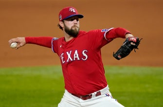 Sam Huff Makes Major League Debut, Rangers fall to Athletics