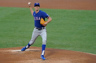 Rangers Rally Falls Short in 6-2 loss to LA Angels