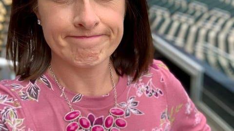 Marney Gellner, Twins reporter