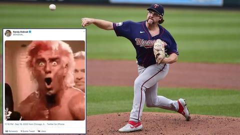 Randy Dobnak, Twins pitcher