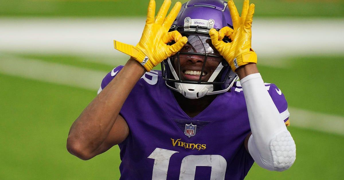 Vikings Season Snap Counts: Jefferson emerges into star