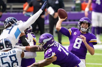 Upon Further Review: Vikings show life in loss to Tennessee