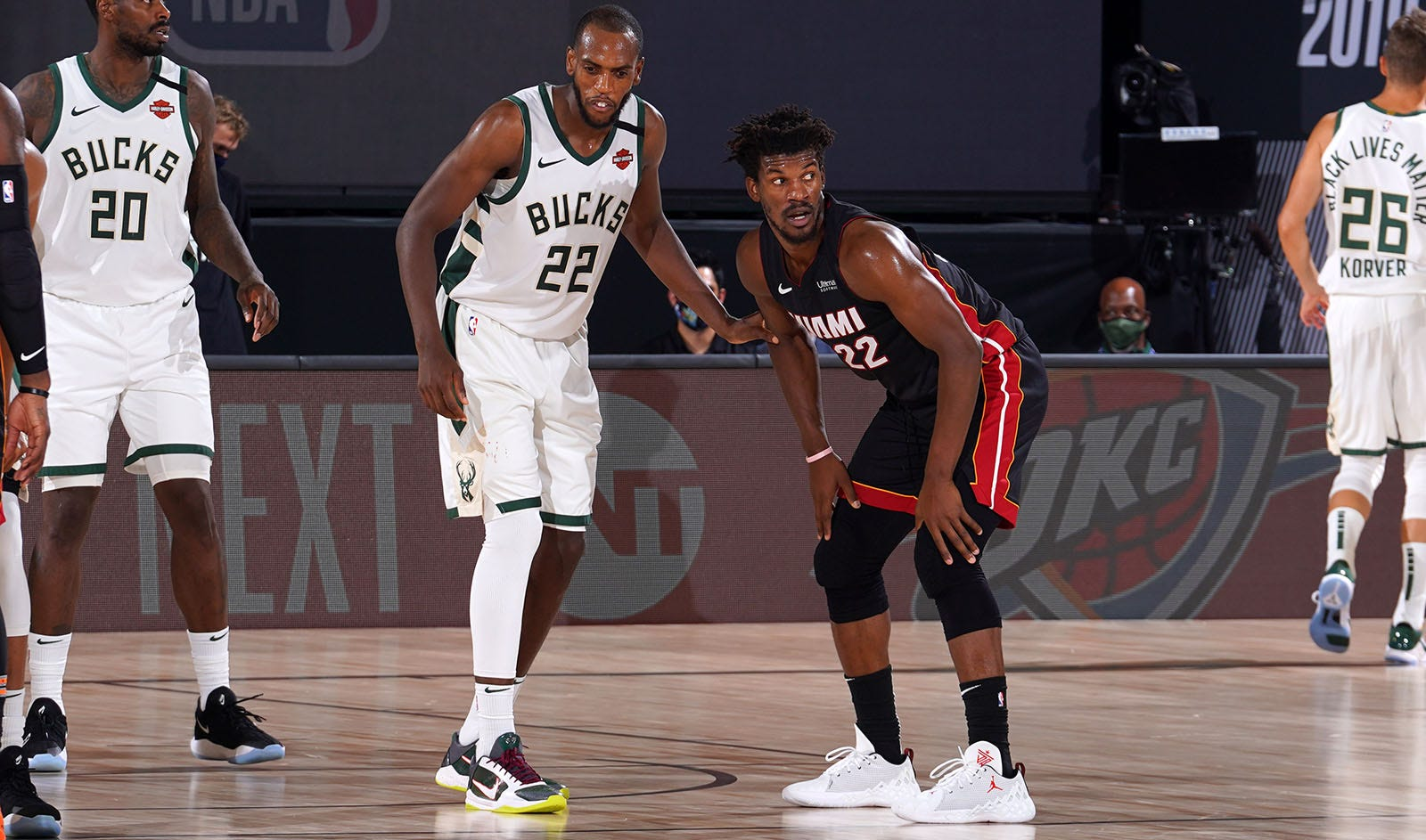 5 Things Learned From Bucks Heat Game 1 Fox Sports