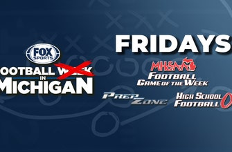 MHSAA Game of the Week and Prep Zone schedule, live stream links