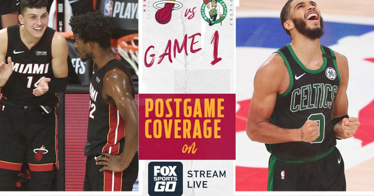 Miami Heat Vs Boston Celtics Game 1 Preview