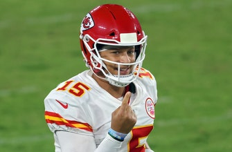 Nick Wright 'Chiefs sent a message last night vs Ravens] that the road to the Super Bowl goes through them' FIRST THINGS FIRST