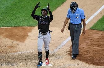 Jazz Chisholm delivers homer as Marlins top Yankees 5-0