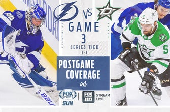 Preview: LIghtning try to grab edge in Stanley Cup Final in Game 3 against Stars