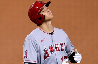 Angels late rally comes up short, Dodgers win 7-6