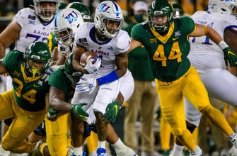 Jayhawks fall flat in 47-17 loss to Baylor to open Big 12 play