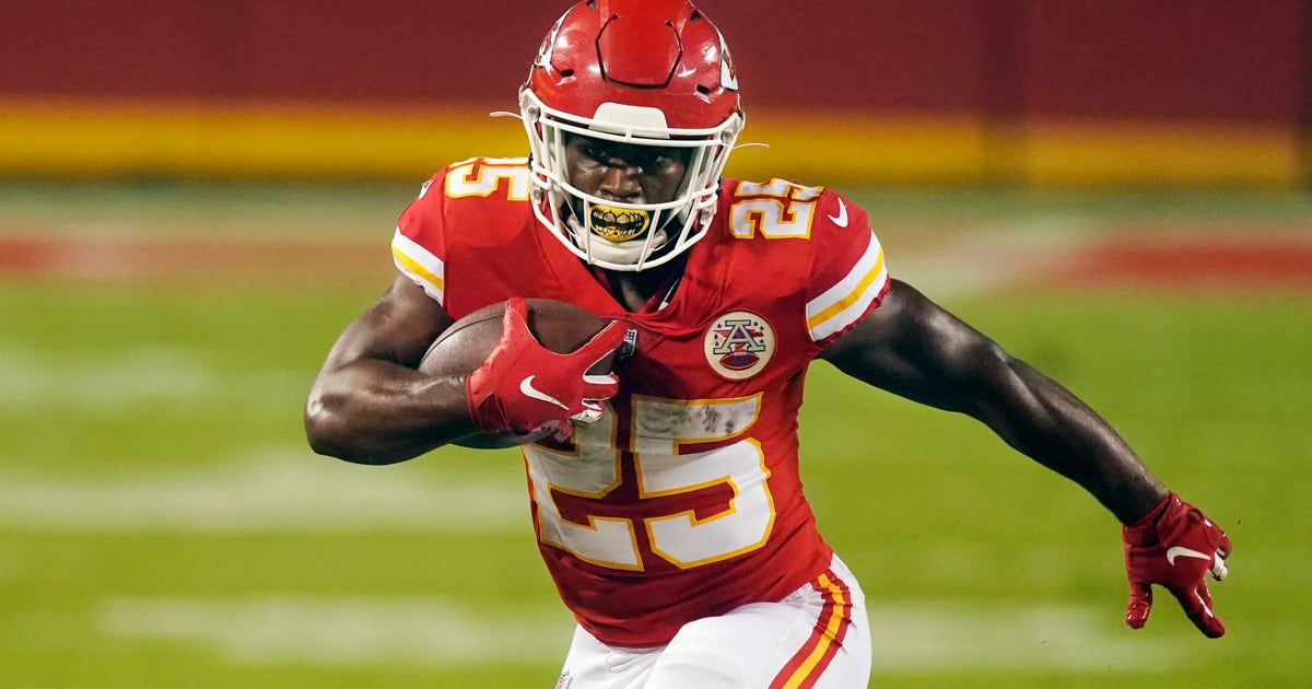 Chiefs rookie Edwards-Helaire validates high draft pick in NFL debut