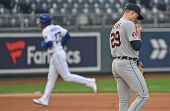Tigers season ends with 3-1 loss to Royals WITH VIDEOS