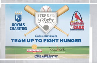Step up to the plate to fight hunger in KC