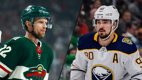 Wild trade veteran Eric Staal to Sabres for Marcus Johansson