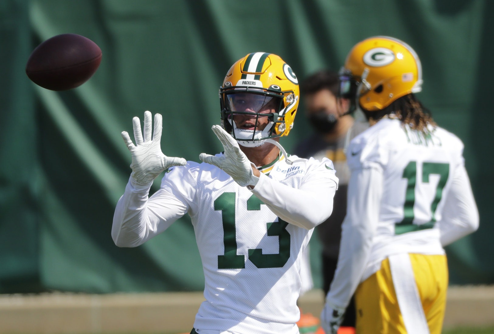 Packers Relying On Development Of Younger Receivers To Help Adams Fox Sports