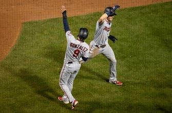 Twins top Cubs 4-0, Kepler hits 100th career home run