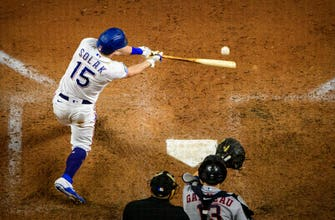 Rangers fall 12-4 to Astros on Thursday night