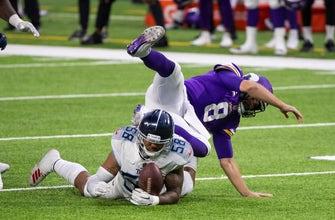 Titans edge out Vikings 31-30