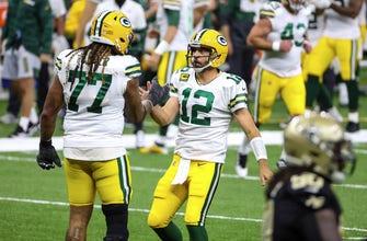 PHOTOS Packers at Saints