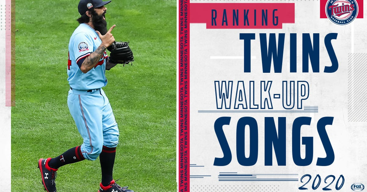 Ranking walk-up songs of the 2020 Minnesota Twins