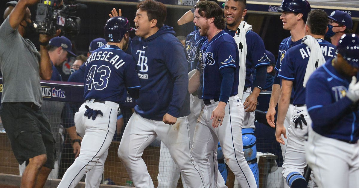 Rays advance to ALCS for first time in 12 years with Game 5 win over Yankees