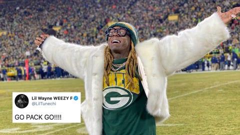 Lil Wayne, rapper