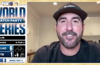 World Series Watch Party: Justin Verlander on the time his little brother, Ben, took him deep