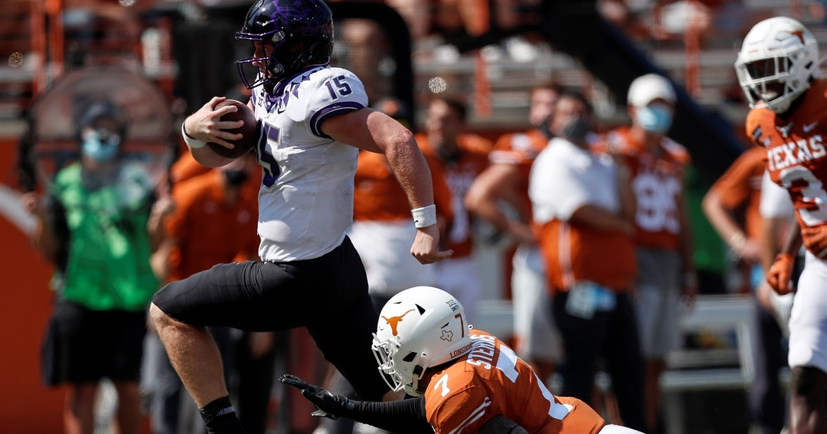 TCU cashes as +300 underdog in 33-31 upset win over No. 9 Texas