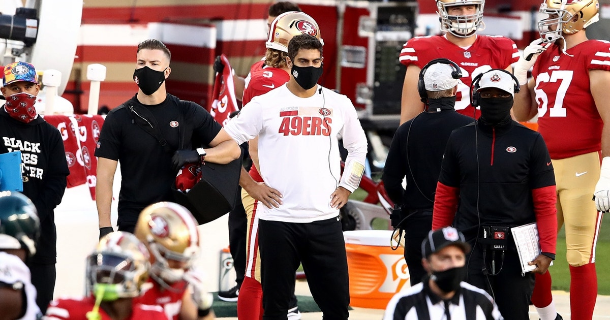 Bucky Brooks: Kyle Shanahan can't rely on Jimmy G to control the 49ers offense | SPEAK FOR YOURSELF (VIDEO)