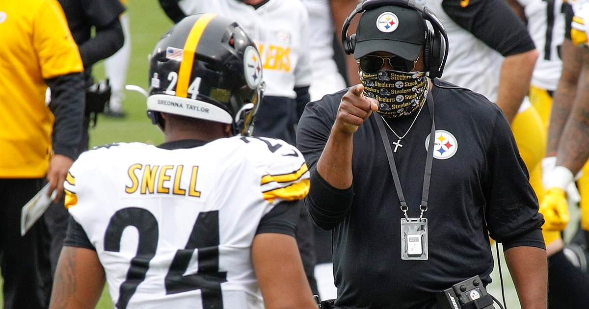 Colin Cowherd: Mike Tomlin will rally Steelers to cover +5.5 vs. Ravens