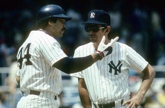 Reggie Jackson on when Billy Martin overheard Yankee teammates complaining to Steinbrenner