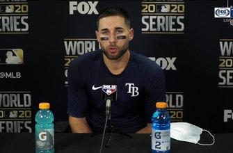 Kevin Kiermaier recaps Ray's season, World Series loss to Dodgers