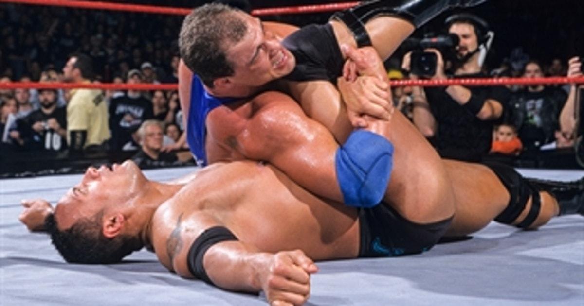 Kurt Angle vs. iconic opponents: WWE Playlist (VIDEO)