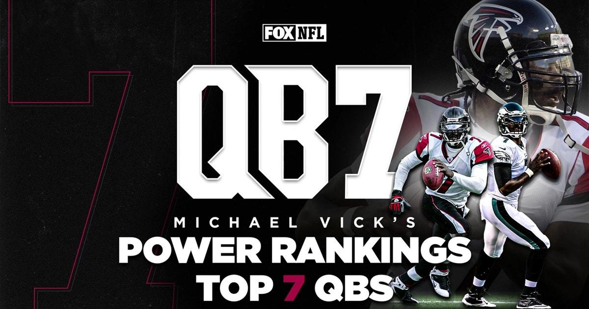 Michael Vick's NFL quarterback power rankings | QB7