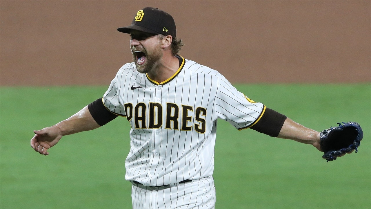 Trevor Rosenthal strikes out Austin Dean sealing Padres' 4-0 win vs  Cardinals, Padres to NLDS | FOX Sports