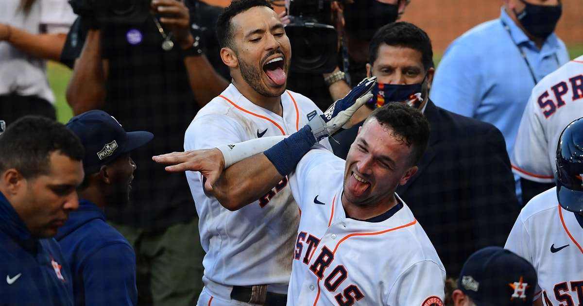Carlos Correa walks it off, Astros one step closer to erasing 3-0 deficit: How it went down