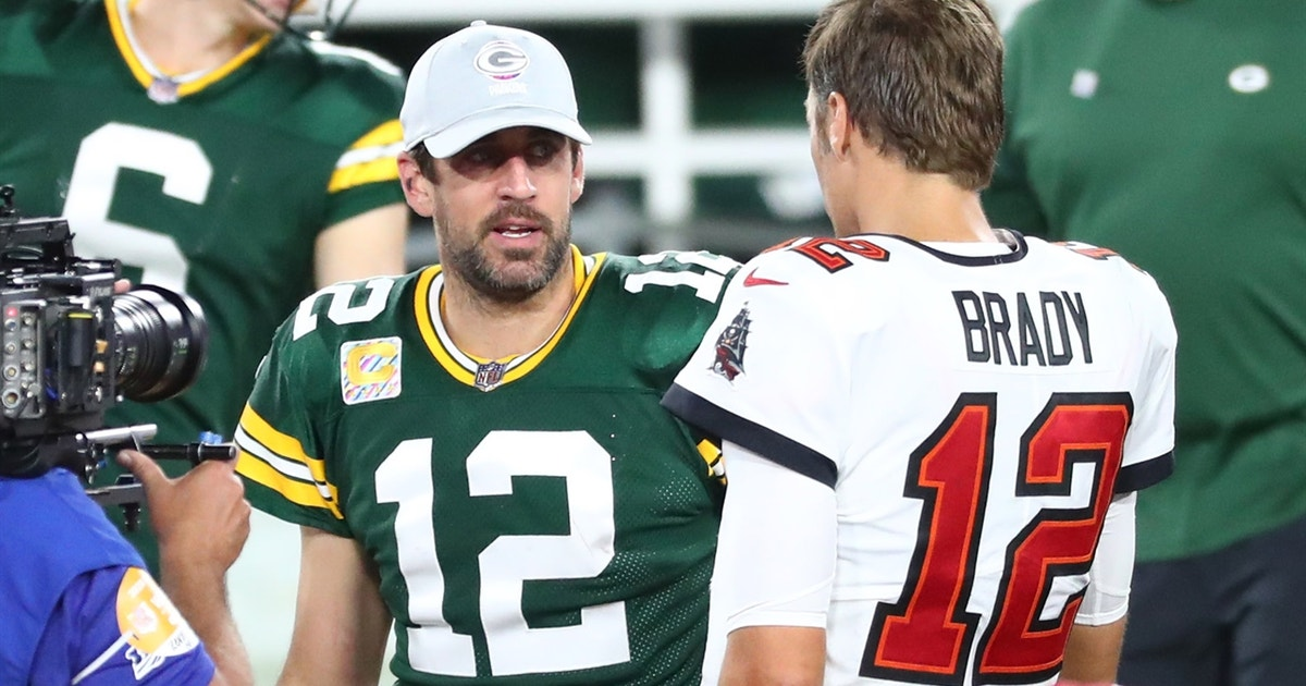 Tom Brady bests Aaron Rodgers in the Battle of the GOATs — Charlotte Wilder's NFL Week 6 recap (VIDEO)