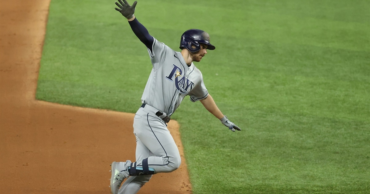 Brandon Lowe blasts two home runs as Rays top Dodgers, 6-4, pull even in World Series (VIDEO)