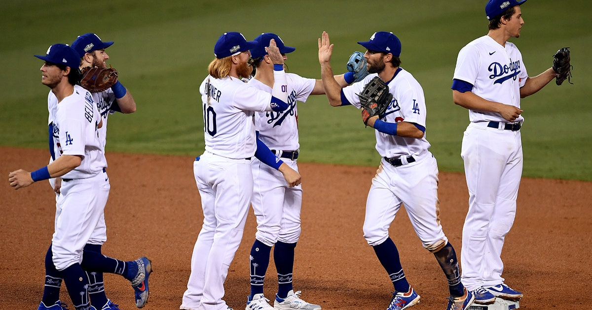 Dodgers advance after taking game two from the Brewers 3-0