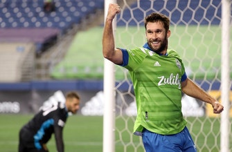 Timbers strike first, Sounders tie it in stoppage time stealing point, 1-1