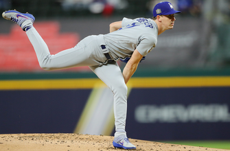 Walker Buehler sets career postseason record in strikeouts, powers Dodgers past Rays, 6-2