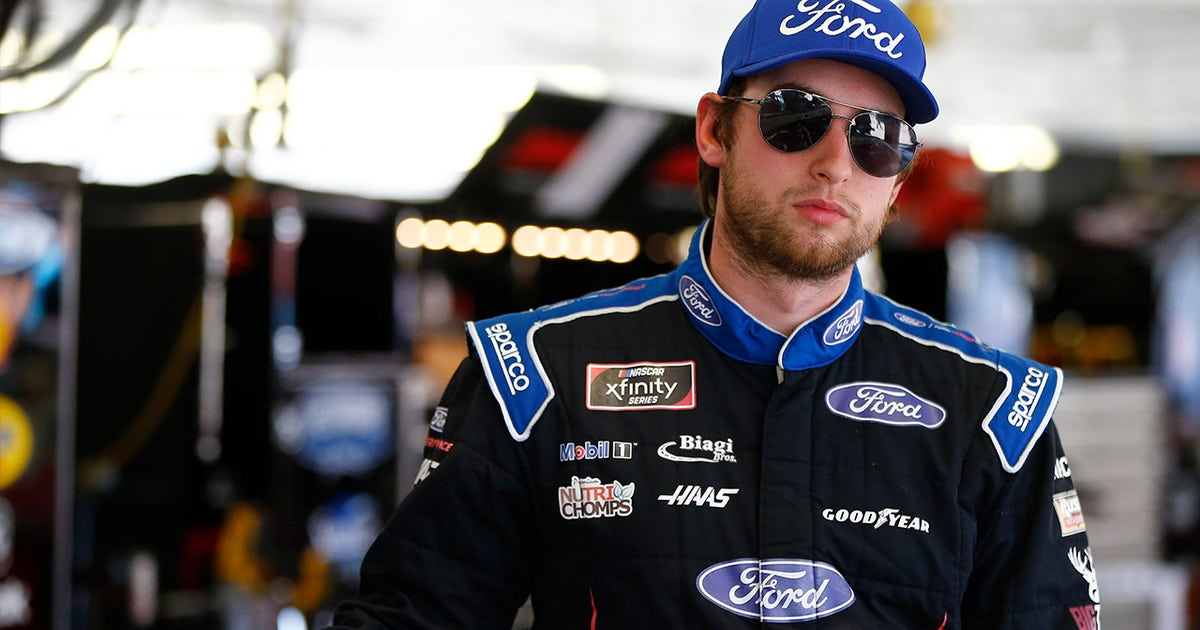 Chase Briscoe on driving the #14 in the Cup Series in 2021 (VIDEO)