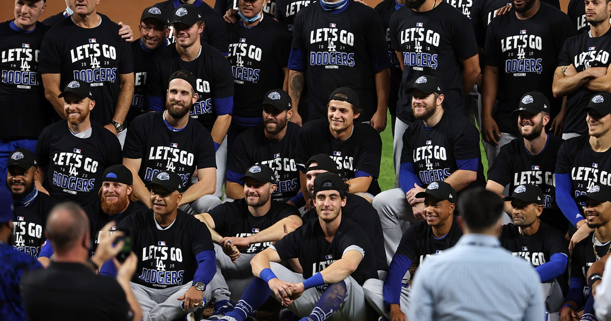 Dodgers sweep Padres move on to NLCS
