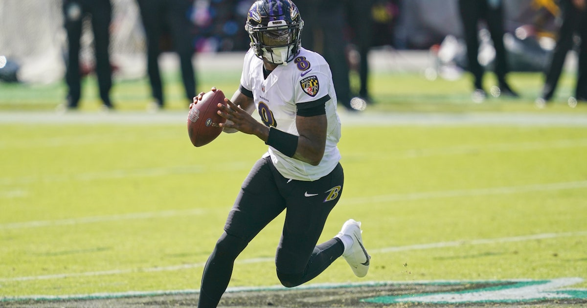 Michael Vick compares career of Lamar Jackson to his own, commends him for his growth in NFL thus far   UNDISPUTED (VIDEO)