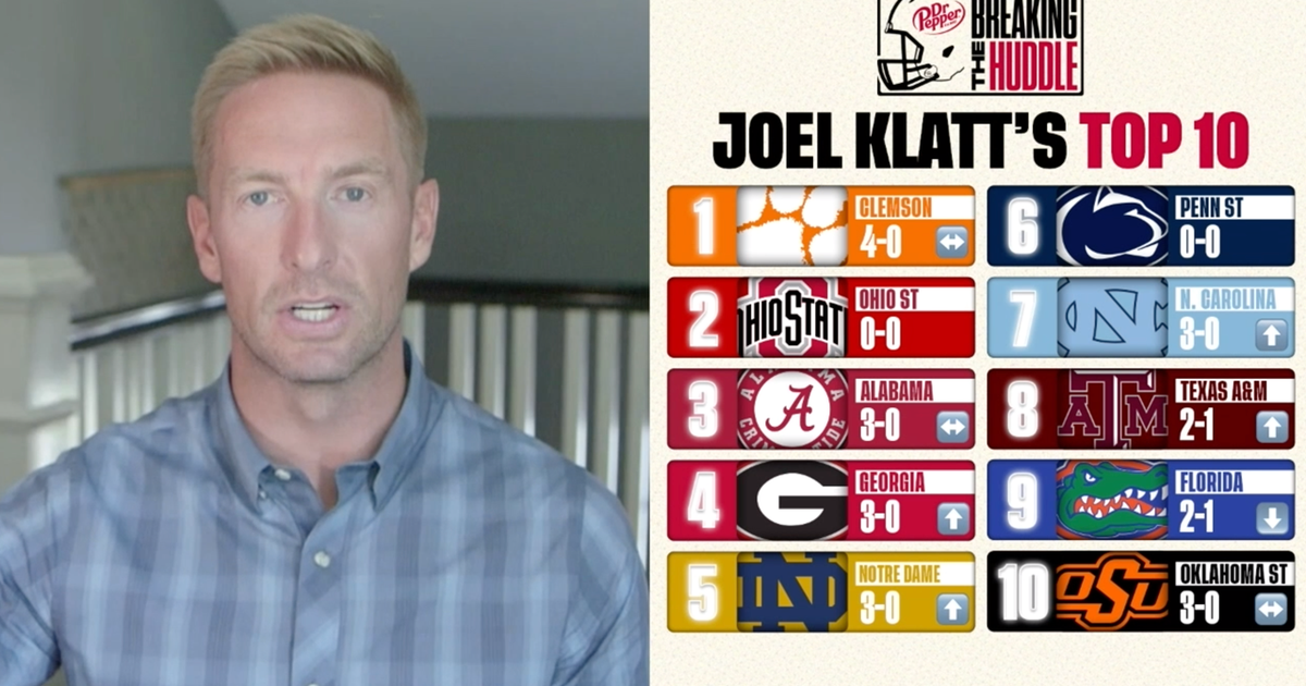 Has the College Football Playoff Actually Benefited the Sport? | Joel Klatt