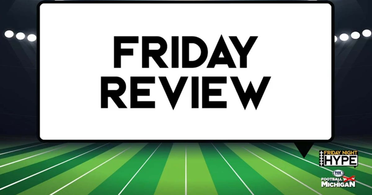 Friday Review 10.19.20 (VIDEO)