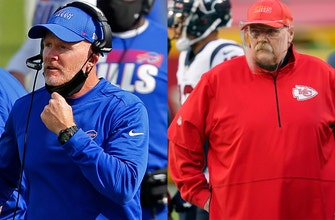 A decade later, Bills' McDermott says he 'came out better' after being fired by Chiefs' Reid
